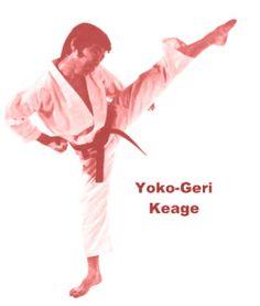 Yoko-Geri Keage
