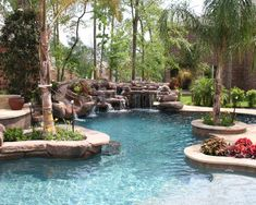 Pool Landscape Ideas – Setting Up Around The Swimming Pool
