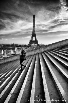 Paris, great composition!
