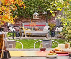 Get inspired by some of our favorite patios! Check out the ideas here: http://www.bhg.com/home-improvement/patio/designs/patio-ideas/?socsrc=bhgpin022415