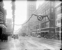 Throwback Thursday: Denver During The Holidays | The Denver City Page