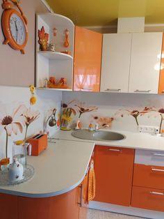 Kitchen Cabinets Decor, Kitchen Room Design, Kitchen Cabinet Design, Modern Kitchen Design, Home Decor Kitchen, Interior Design Living Room, Modern Kitchen Interiors, Cuisines Design, Decoration