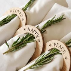 26 Holly-Jolly Wooden Christmas Decorations Spice up Your Holidays Personalized Oak Wooden Napkin Rings Wooden Wreaths, Wooden Christmas Decorations, Christmas Napkin Rings, Christmas Napkins, Wooden Napkin Rings, Snowflake Dress, Laser Cutter Projects, Napkin Folding, Wooden Decor