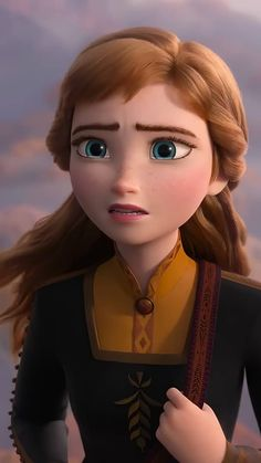 Princesa Disney Frozen, Anna Disney, Disney Princess Frozen, Disney Art, Walt Disney, Anna Frozen, Frozen Movie, Princess Anna, Frozen Party