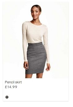 Possible skirt from H&M