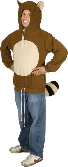 http://www.80stees.com/products/racanooki-costume-hoodie