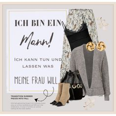 Fashion set ..und ich bin seine FRAU ☺ created via KAPUA SEPTEMBER 2020