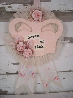 queen of pink ribbon 1