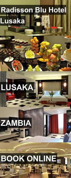 Radisson Blu Hotel Lusaka in Lusaka, Zambia. For more information, photos, reviews and best prices please follow the link. #Zambia #Lusaka #travel #vacation #hotel