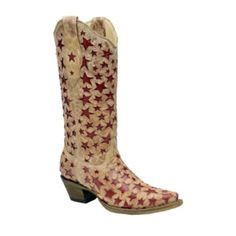 Corral boots added to my wish list.