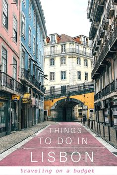 Things to Do in Lisbon, Portugal: Filled with charm, and literally stacked with ambiance, Lisbon's hilly streets offer many days of exploration. Here are our top tips on things to do in Lisbon, including info on how to stick to a budget and where to stay in Lisbon.