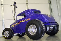 Hot Rod Go Cart,Ride on Kart,Tot Rod,T,Willys | The H.A.M.B.