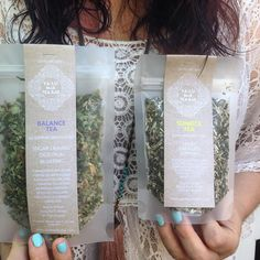 #teapackaging #mattefrost #standuppouches #herbaltea curated by Copious Bags™