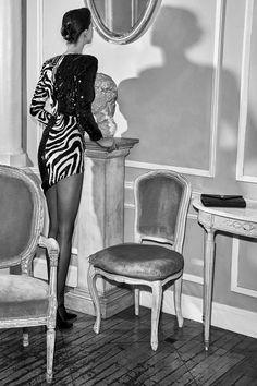 senyahearts:  Kasia Struss by Chris Colls for Porter Magazine #11, Winter 2015