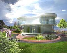 El aula del futuro / Classroom of the future - Archkids. Arquitectura para niños. Architecture for kids. Architecture for children.