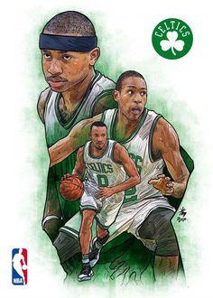 (Atlantic) Boston Celtics