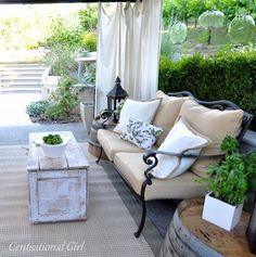 Comfy and inviting!