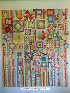 Quilting After Dark: Gypsy!