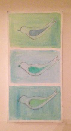 Birds Watercolour and graphite pencil Watercolor Bird, Graphite, Lush, Pencil, Birds, Design, Graffiti, Bird
