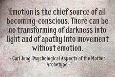 "Carl Jung Depth Psychology: Carl Jung on ""Emotion. Jungian Psychology, Psychology Quotes, Personality Psychology, Carl G Jung, Carl Jung Quotes, Gestalt Therapy, Carl Rogers, Gustav Jung, Mbti"