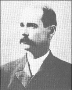 """Johnny Behan-Born October 1844, died June 1912.  Testified against Earps and Doc Holliday during Spicer Hearing; member of """"Ten Percent Gang"""""""