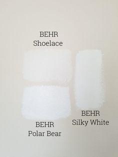 Favorite White Paint Colors - Fresh & Vintage Living