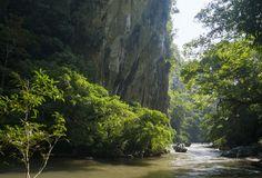 Reserva Natural Cañon de Río Claro, Río Claro, Colombia