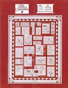 Free Redwork Quilt Patterns | EMBROIDERY REDWORK PATTERNS | Browse Patterns