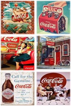 Atelier Caixa e Encaixa - Porta copos Coca Cola