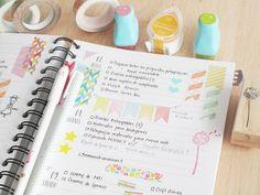 Little Hannah: Cinco consejos para planificarte bien y decorar tu agenda