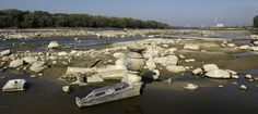 Polish drought brings flood of treasures