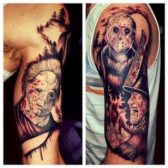 right upper arm sleeve
