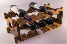 wood wine rack - Cerca con Google