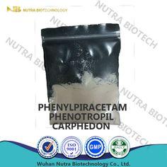Nootropic phenylpiracetam phenotropil Carphedon 99% CAS 77472-70-9
