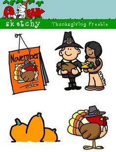 Thanksgiving / Autumn / Fall Free bieIncluded are 4 Color, 4 Gray, and 4 Black and White Transparent Thanksgiving/Autumn Themed Clipart12 Items Total.Each item has a transparent background. Color Grayscale BlacklinedHigh quality 300dpi.To See Some of My Other Clipart Please Visit My Store:  A Sketchy Guy's Store I will be adding more items shortly.