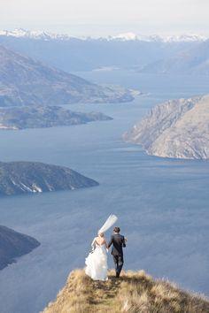 elopement// new zealand Alpine Image Company - alpineimages.co.nz