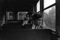MAN ON A LISBON BUS | NEAL SLAVIN PHOTOGRAPHY