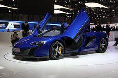 Targi Genewa 2014 | McLaren 650S