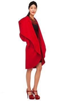 Norma Kamali Fall 2012 Ready-to-Wear Fashion Show