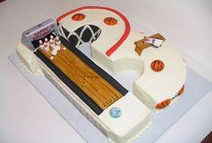 Birthday Cake Ideas for Teen Boys 14 14th Birthday Cakes, Creative Birthday Cakes, Bithday Cake, 13th Birthday, Birthday Parties, Birthday Ideas, Cupcake Cookies, Cupcakes, Cakes For Boys