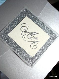 High End Wedding Invitations Box | Wedding Invitation Elegant High End  Embossed Silver Unique Beautiful .