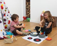 Top Ten Cooking Gifts 2012 for budding little chefs!