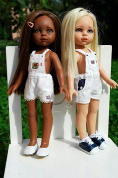 Paola reina, clothes Crissy Doll, Nancy Doll, Baby Born, Cute Dolls, Doll Face, Little People, Barbie Clothes, Denim Fashion, Beautiful Dolls