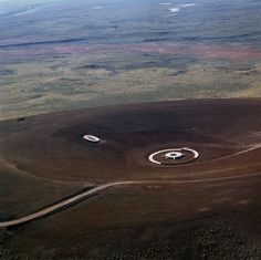 "In Search of the Center: 17 Days: More on James Turrell's ""Roden Crater"""