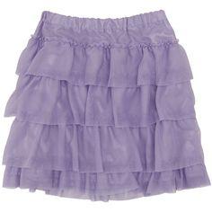 今から着られる便利アイテム!cepoオックスシャツワンピ ❤ liked on Polyvore featuring skirts, bottoms, saias, faldas and purple skirt