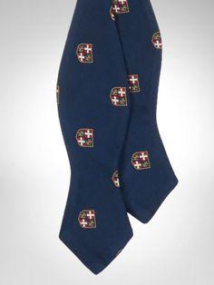 Vintage Crest Bow Tie - Bow Ties  Ties & Pocket Squares - RalphLauren.com