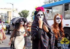 TLAXCALITA LA BELLA: FESTIVAL DE LA MUERTE IXTACUIXTLA 2014