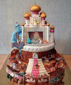 Wow this is a cake