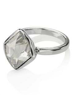 Autograph Reflect Stone Ring MADE WITH SWAROVSKI® ELEMENTS