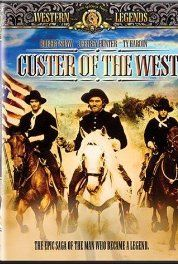 Custer of the West (1967) Poster